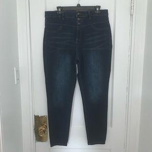 Refuge Blue Jeans